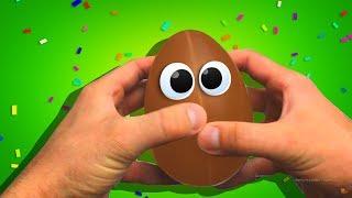 Анимационные Мультики. Видео для детей с обзором игрушек на Фиксики, игрушки Лунтик и фигурки Ам Ням