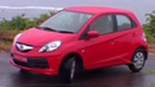 First look at Honda's small car for India, Brio
