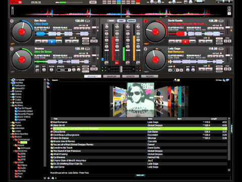 NON STOP MIX  using vdj (DJ DHARS)2011  REMIX