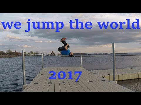 We Jump The World 2017 - Burlington VT (USA)