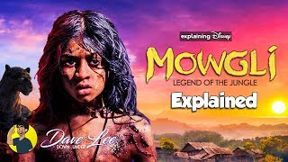 What is MOWGLI: LEGEND OF THE JUNGLE Explained (How Disney Derailed Warner Bros. Jungle Book Movie)