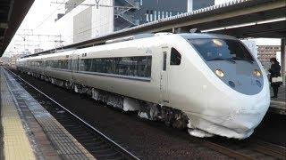 JR西日本681系0番台 W05編成 (特急しらさぎ10号名古屋行き) 尾張一宮発車