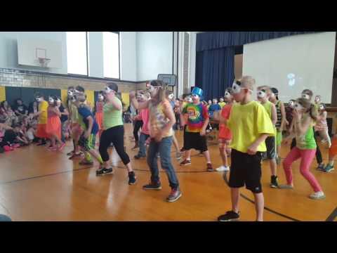 3rd Grade Talent Show performance