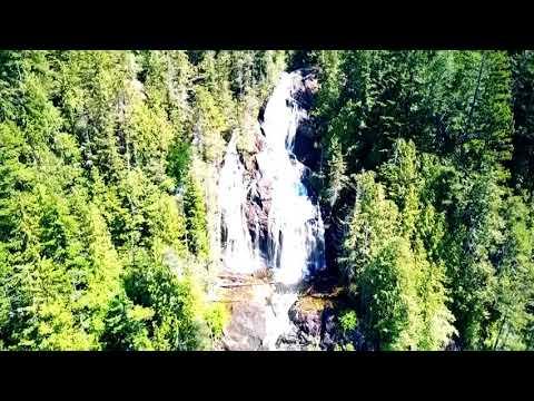 Freil Falls - Hotham Sound BC