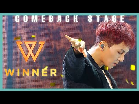 [Comeback Stage] WINNER - SOSO ,  위너 - SOSO Show Music Core 20191102