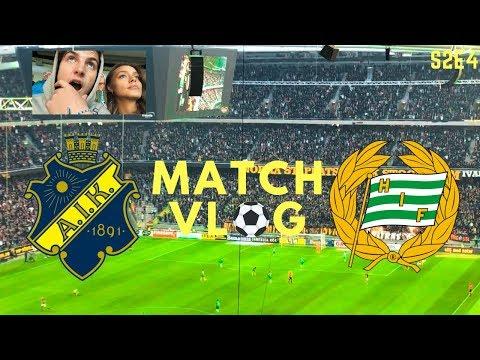 AIK vs HAMMARBY IF - STOCKHOLM DERBY 2018