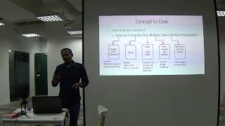 Search Singularity - PyData Singapore