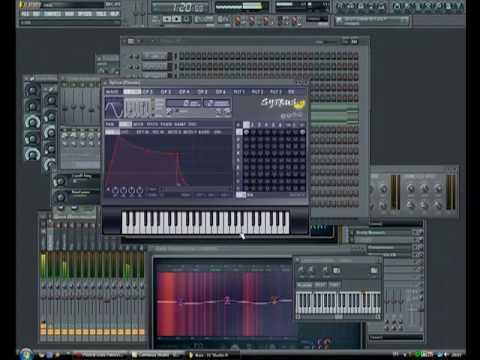 Deadmau5's Ghosts'n'Stuff in FL Studio by Plikard + FLP Download
