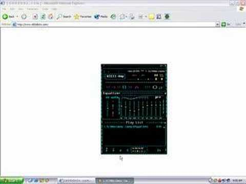 Winamp Instructional Video, Download, Install And Skin