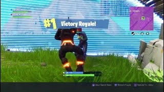 Fortnite br win with undead games