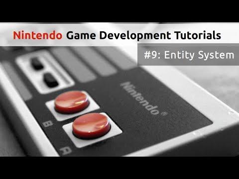 Entity System - Nintendo Game Development