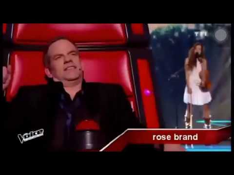 Tepung Beras Rose Brand OST - The Voice