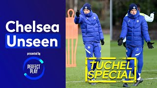 Exclusive Behind The Scenes of Thomas Tuchel's First Week as Chelsea Coach | Chelsea Unseen