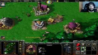 WARCRAFT III: REIGN OF CHAOS | DOBLE ESTRATEGIA DE SUSCRIPTORES - Gameplay Español (RESUBIDO)
