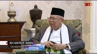 Sosok Habib Rizieq di Mata KH Ma'ruf Amin