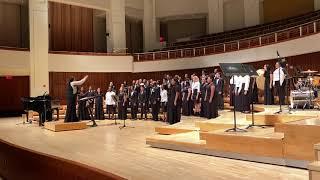 Clap Praise by PGCPS High School Honor Chorus