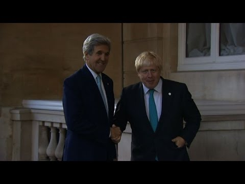 US, Britain mulling sanctions over Syria siege