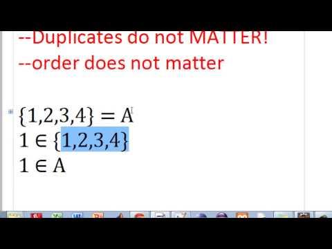 Computing MAth part 1