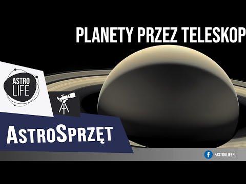 Jak wyglądają planety przez teleskop? Oczekiwania vs. rzeczywistość