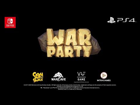 [Warparty] 발매 트레일러