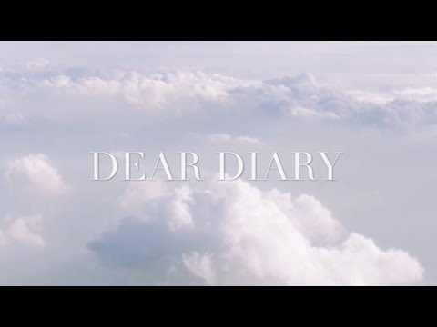 Britney Spears - Dear Diary (Lyric Video)