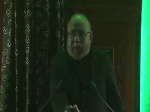 11 Majlis 10 Muharram Ashura Day 1439 2017 Maulana Sadiq Hasan