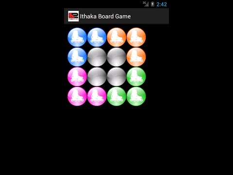 Ithaka Board Game For Android - Development Tutorial