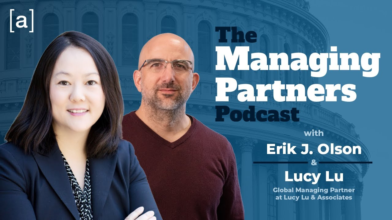 An interview with Lucy Lu, CEO/Co-Founder @ aiLegal