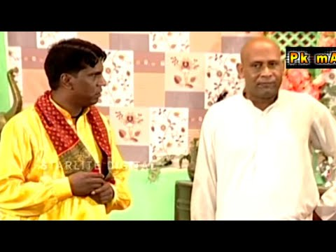 Best of Amanat Chan and Megha Stage Drama Full Funny Comedy Clip | Pk Mast