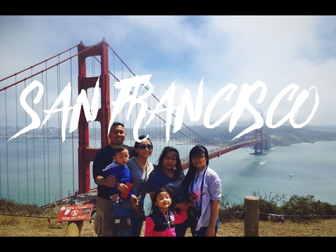 DAY TRIP TO SAN FRANCISCO/ SAUSALITO/ MUIR WOODS, CA - 2015