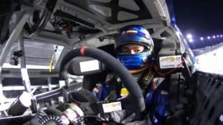 Chase Elliott on board last 2 laps Darlington NNS 2014
