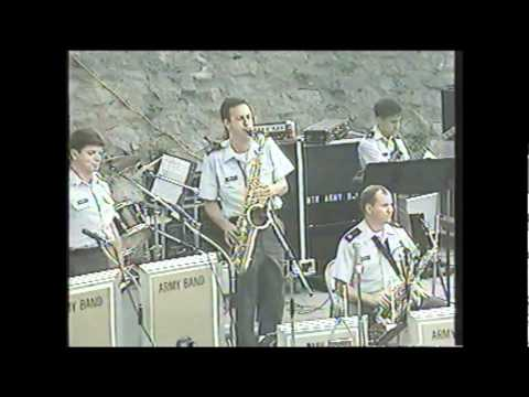 18th Army Band Summerfest 1988 Scene 4