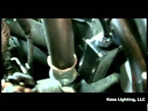 How to Install an HID Kit from Beginning to End - YouTube