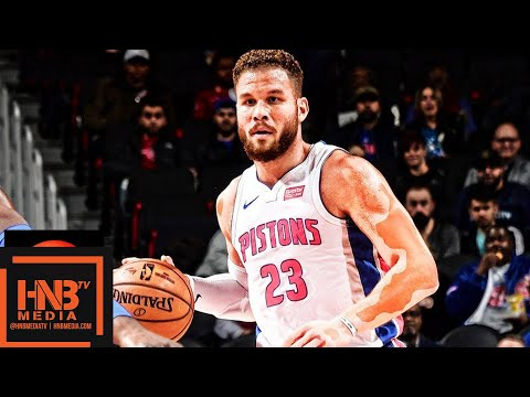 New York Knicks vs Detroit Pistons Full Game Highlights | 11.27.2018, NBA Season