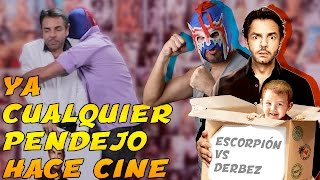 Eugenio Derbez vs El Escorpión Dorado