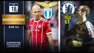 Robben bei Lazio im Gespräch – Cech zurück zu Chelsea? | TRANSFERMARKT