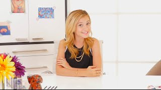 Dog With A Blog Nail Art with G. Hannelius - Ep. 2 Thumbnail