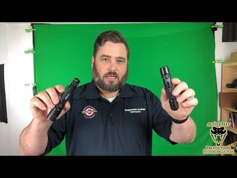 Fenix PD35 vs Surefire EDCL2-T Handheld Light Test (and more!) | ASP Extra
