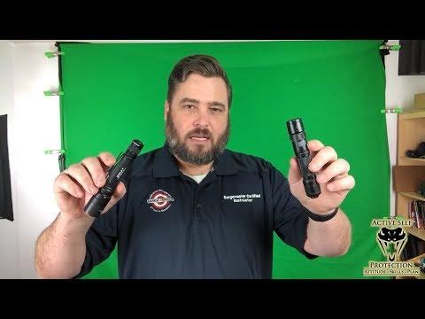 Fenix PD35 vs Surefire EDCL2-T Handheld Light Test (and more!) | ASP Extra