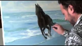 БЕСПЛАТНО  Полный Видеоурок  Лошадь  Сахаров