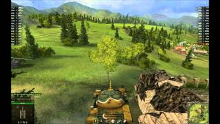 World of Tanks - T-54: Rolling Hills + T30 Kill