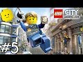LEGO City Underground Cartoon Game Videos for Kids - Police Video Games for Children #5