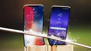 IPHONE X puesto a prueba [ 5 TESTS de resistencia ]