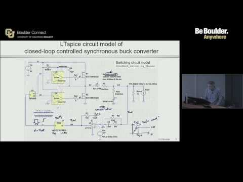 ECEN 5807 Modeling and Control of Power Electronic Systems - Sample Lecture