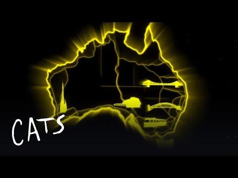 Heading to Australia! - Australia | Cats the Musical