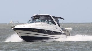 Doral 376 elegante Sports Cruiser Boat for Sale at Peter Hansen yacht Brokers Raby Bay