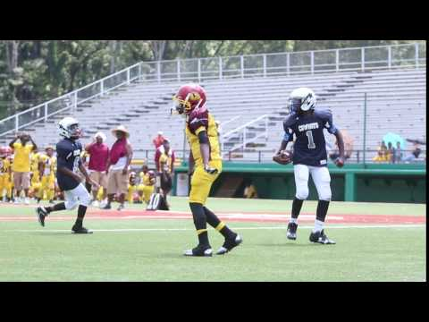 2016 MYSA A Team Cowboys vs Redskins Overtime