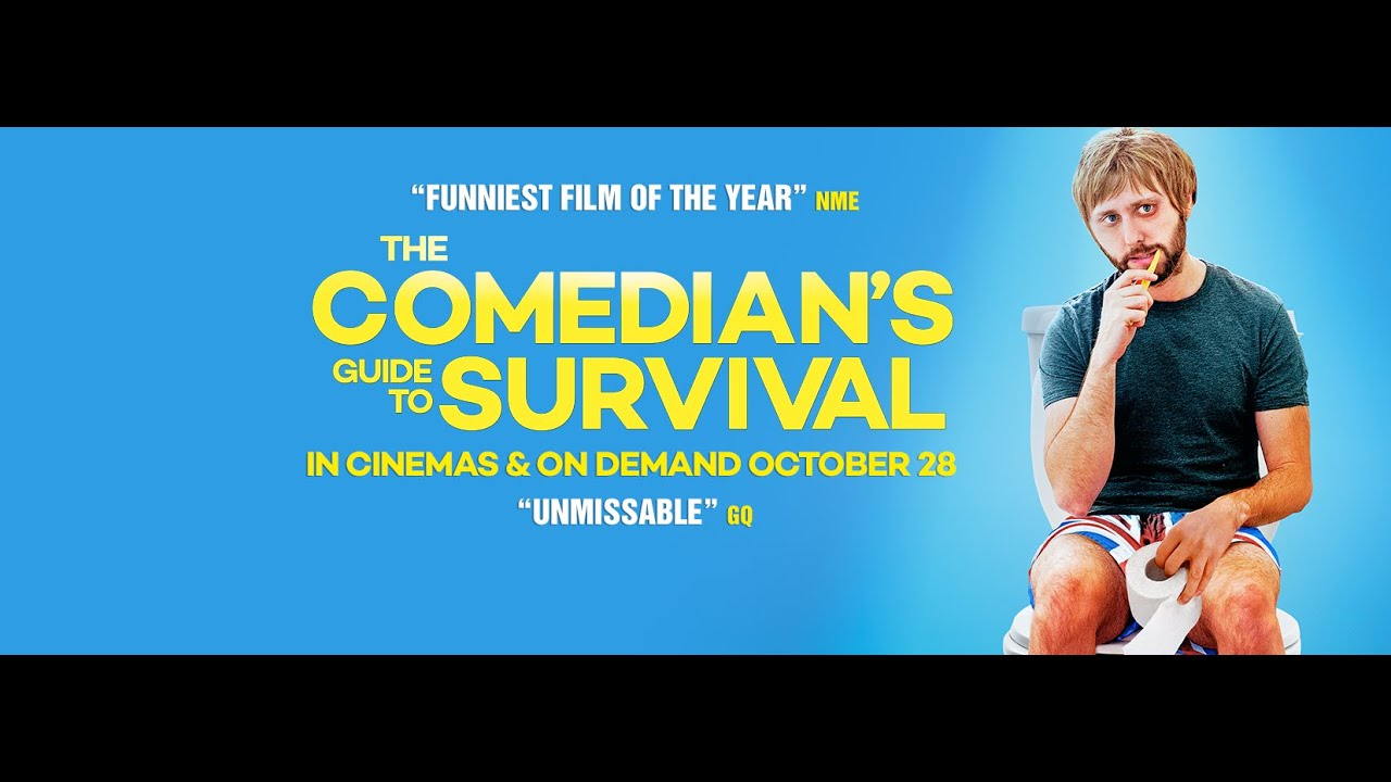The Comedians Guide To Survival Trailer