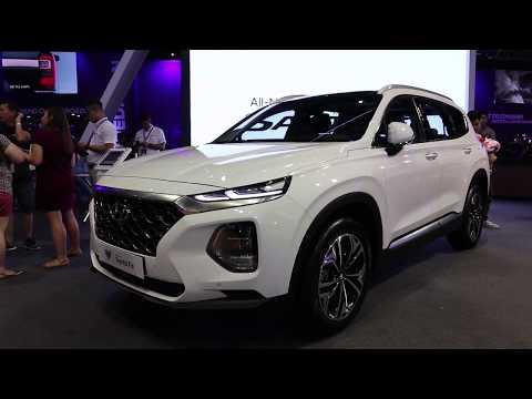2019 Hyundai Santa Fe Quick Walkaround