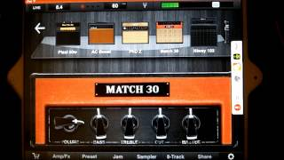jamup boutique expansion pack 7 amps 1 demo